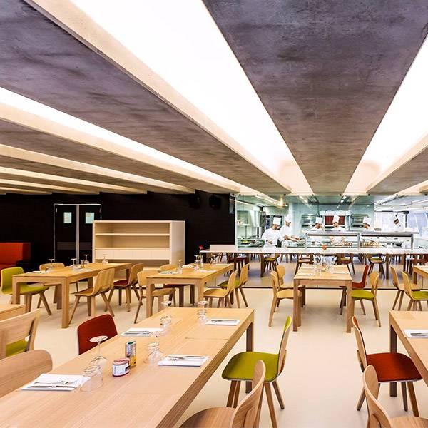 La Cuisine - Le Môle Passedat - Restaurant Mucem Marseille