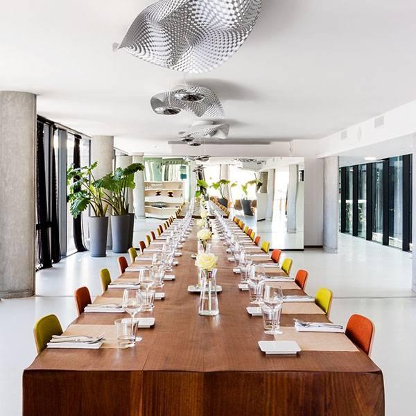 Repas de Groupe - Le Môle Passedat - Restaurant Mucem Marseille